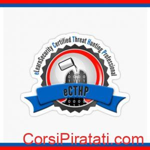 Corso eLearnSecurity - eCTHP (Certified Threat Hunting Professional)